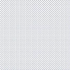Spot Navy on White  - 830/WB9
