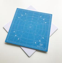 Snaply draaibare snijmat - 30 x 30 cm