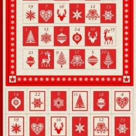 Scandi - Christmas Advent Kalender