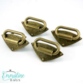 Bevestiging voor tashengsels - Emmaline Bags