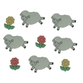 Counting sheep - 5798