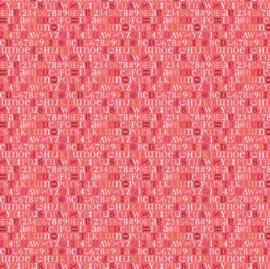 Kaisley Rose Mia Red - 20507