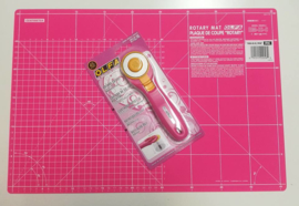 Olfa limited edition - snijmat + rolmes