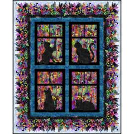 Quiltpatronen - Urban Jungle Quilts