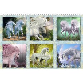 Unicorns Panel - 2UN1