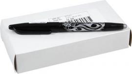 Frixion/verdwijn pen - zwart