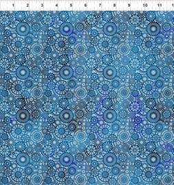 Seasons Lace Blue - 9SEA2