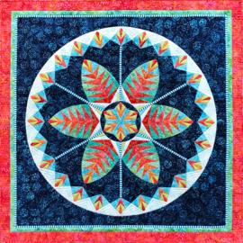Quilt pakket - Botanica Quilt Kit