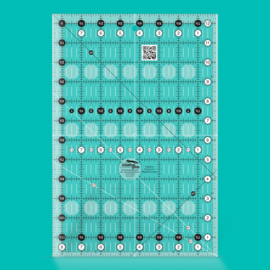 Creative Grids Quilt ruler 8,5 x 12,5 inch  - CGR812