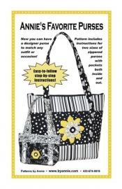 Annie's favorite purses - PBA106