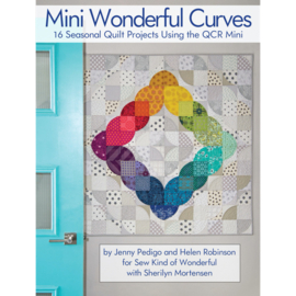 Boek  - Mini Wonderful Curves