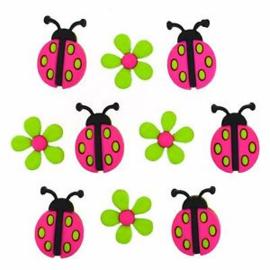Ladybug Crossing - 9385