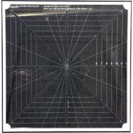 Westalee Crosshair ruler