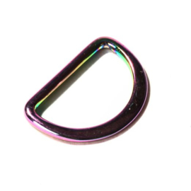 Rainbow d-ring diverse maten