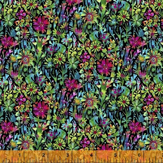 Alfie Spring Birds Black - 52298/D3