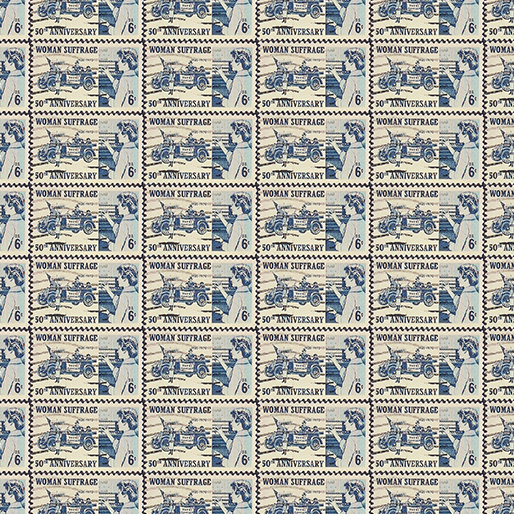 Votes for Women Stamps Blue - 1232/50