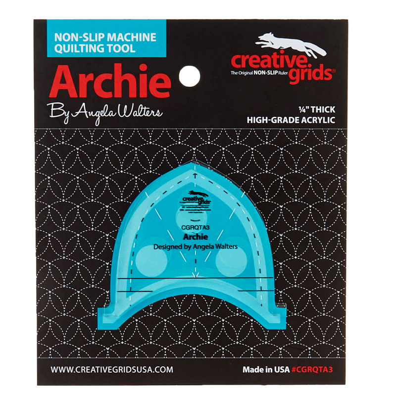 Creative Grids - Archie ruler