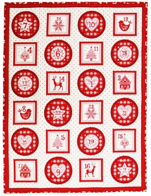 Scandi - Christmas Advent Kalender 1971/1