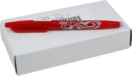 Frixion/verdwijn pen - rood