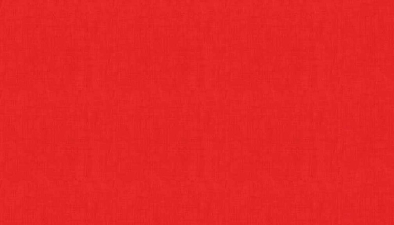 Linen Texture - Red 1473R