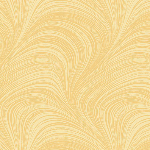 Wave Texture Yellow - 2966/30