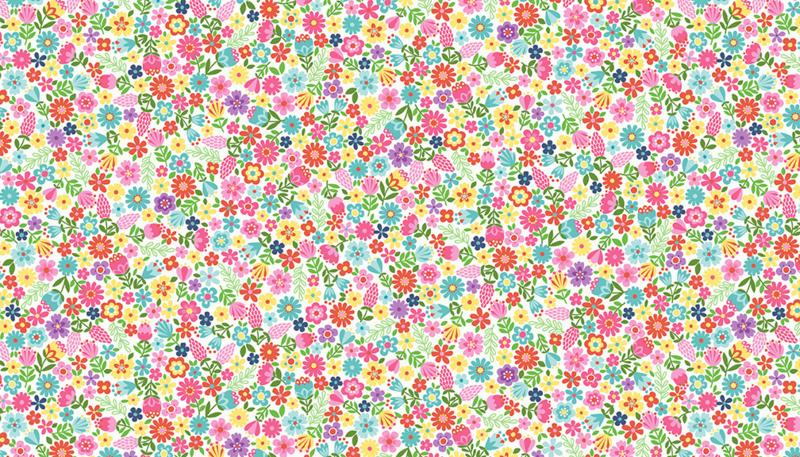 Daydream Floral White  - 2280W
