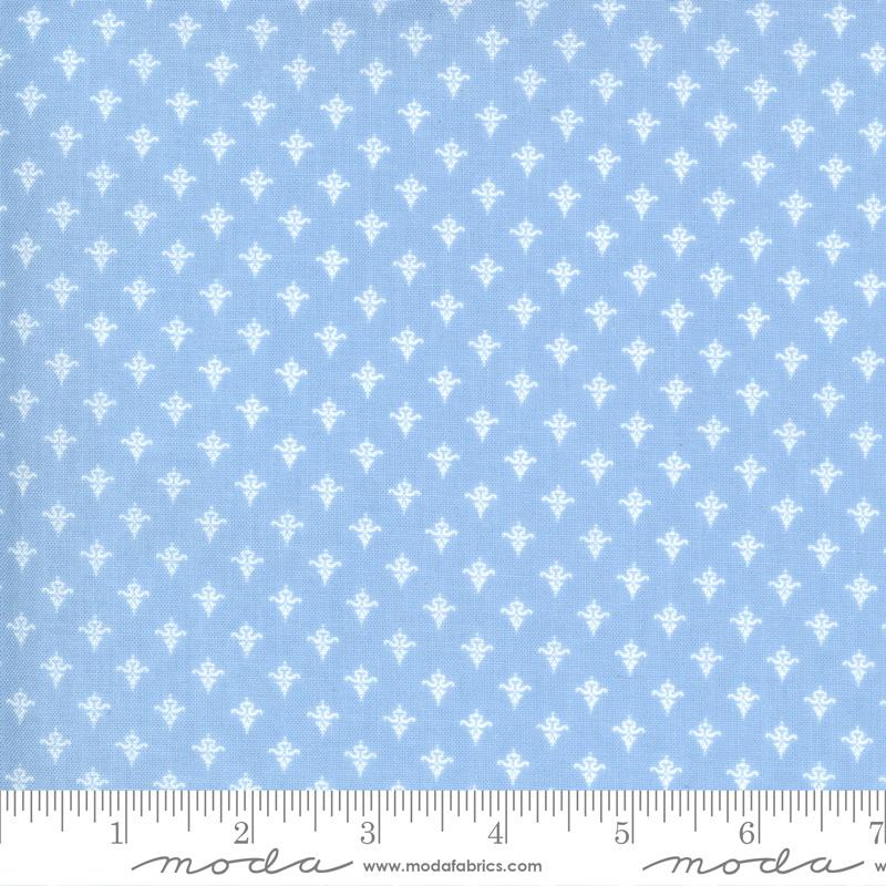 Crystal Lane Cashmere Blue - 2986/11