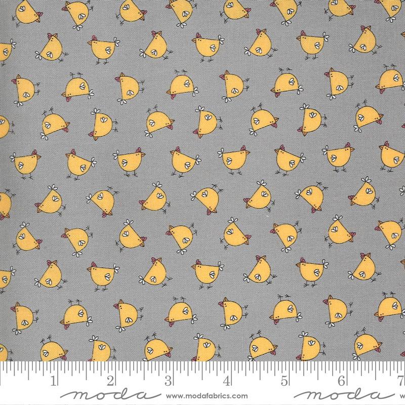 Spring Chicken Grey - 55521/16
