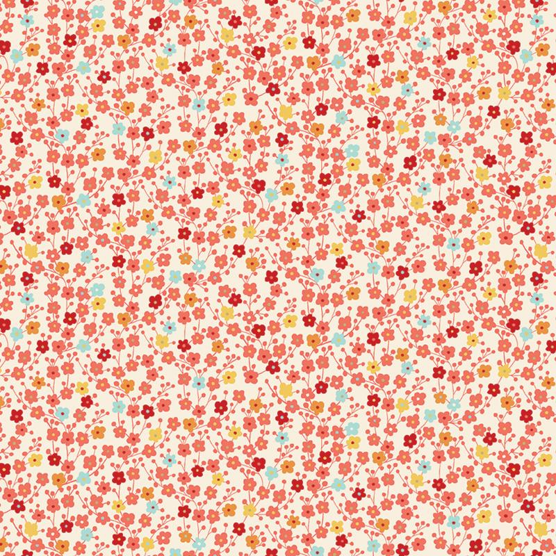 Michiko Blossom Cream - 2335/Q