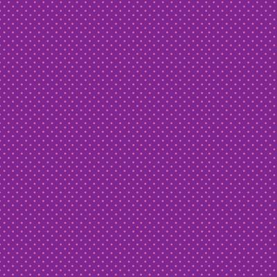 Spot Pink on Purple  - 830/LP
