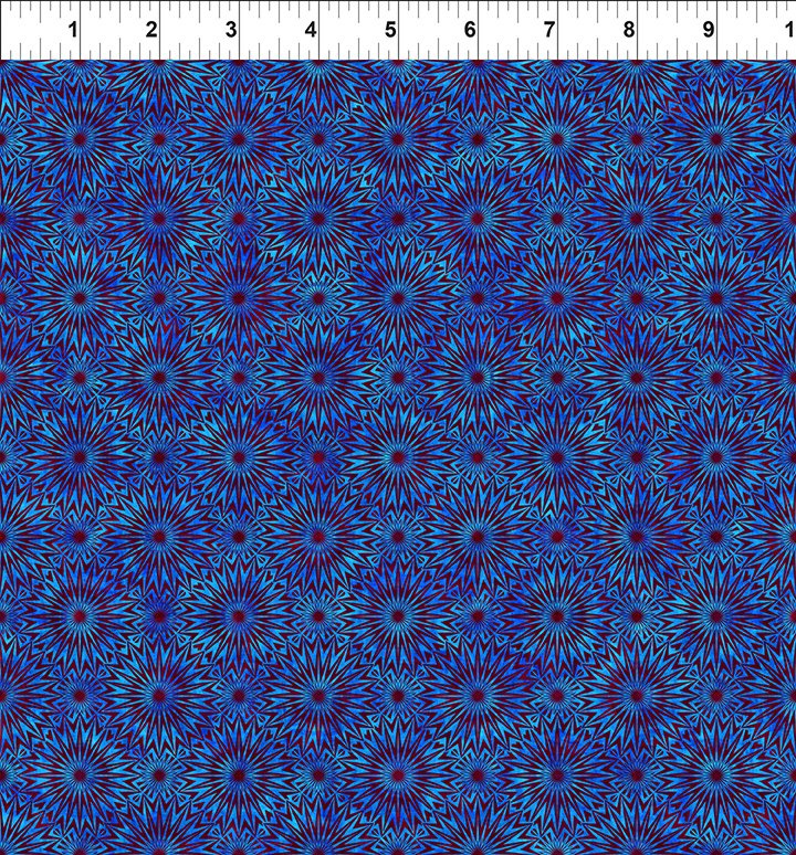 Cosmos Burst Blue - 7COS1