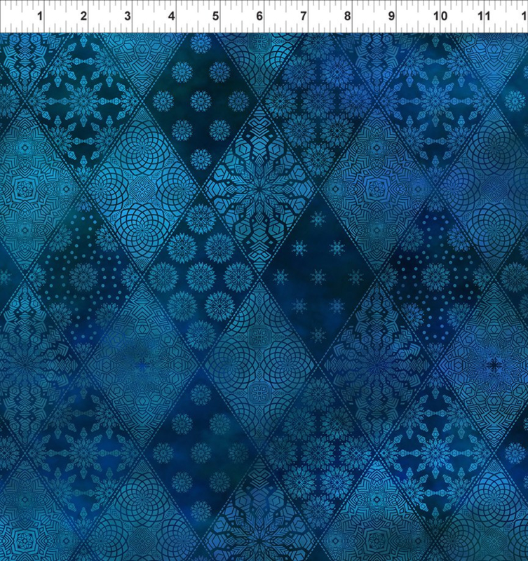 Seasons Diamonds Blue - 3SEA2