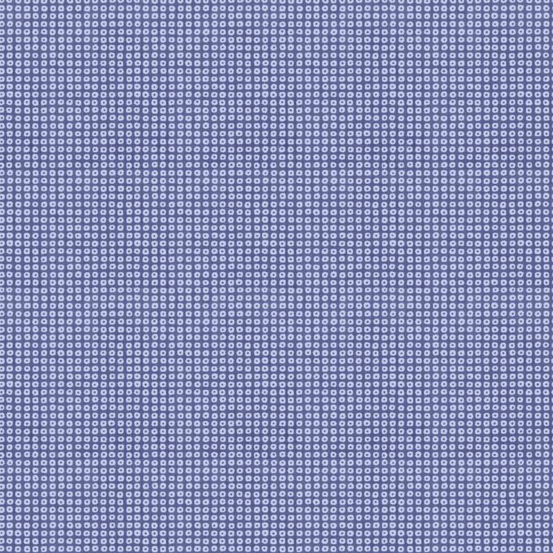Lofi Circular Squares Indigo - 52504/1