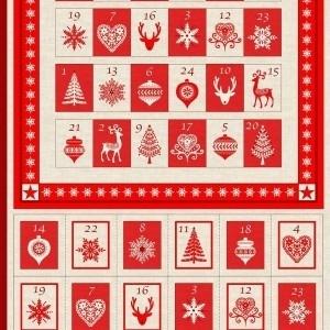 Scandi - Christmas Advent Kalender