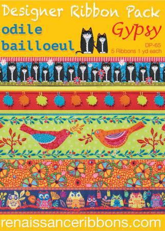 Odile Bailloeul Gypsy - Ribbon Pack