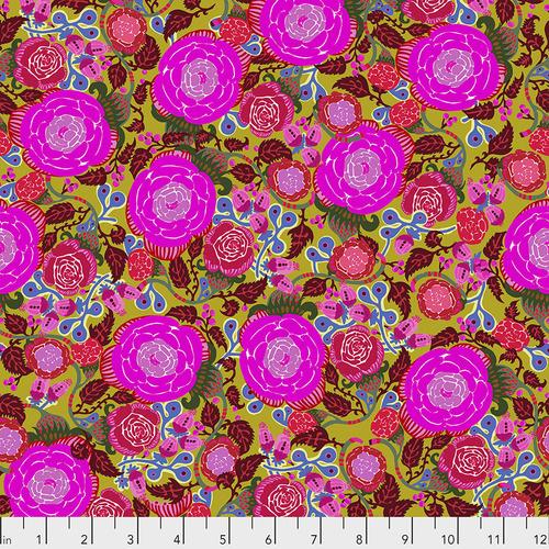 Vibrant Blooms Rose - 028FUCHSI