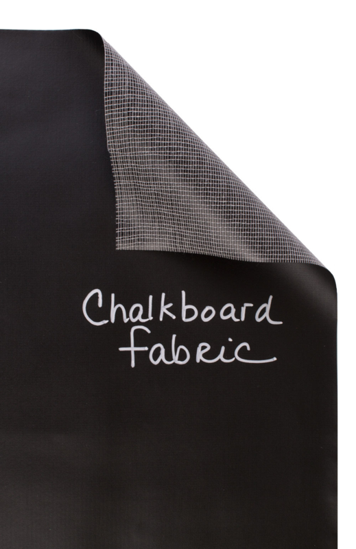 Chalkboard Fabric - 35 x 117 cm