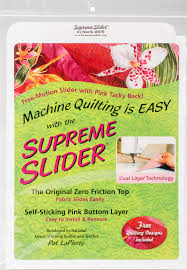 Supreme Slider - free motion quilt mat