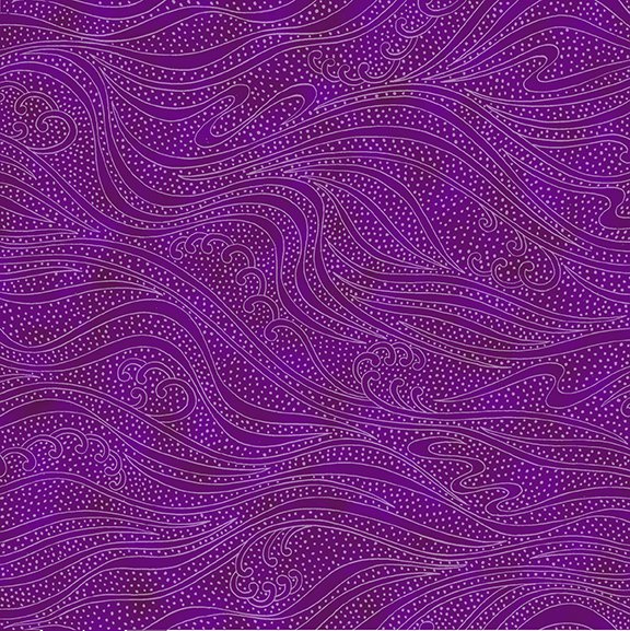 Color Movement Amethyst - 1MV2