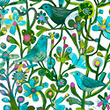 Alfie Jolly Robins Turqoise - 52299/D5