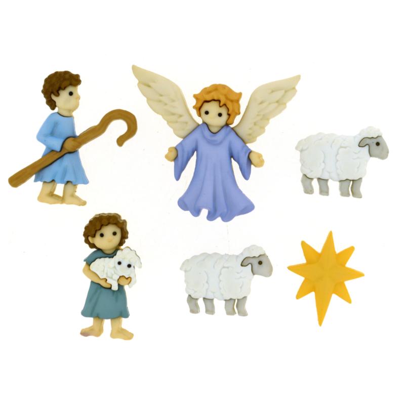 Herders en schapen - 8816