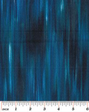 Fleurish Azure Teal  - 5619/54