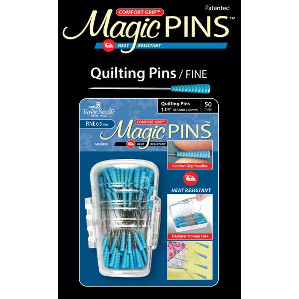 Magic Pins (spelden) Quilting - Fine (50stuks)