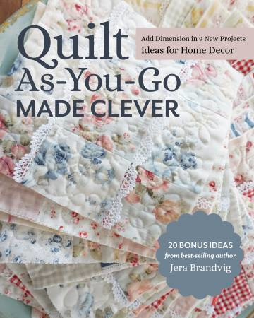 Boek - Quilt As You Go Made Clever