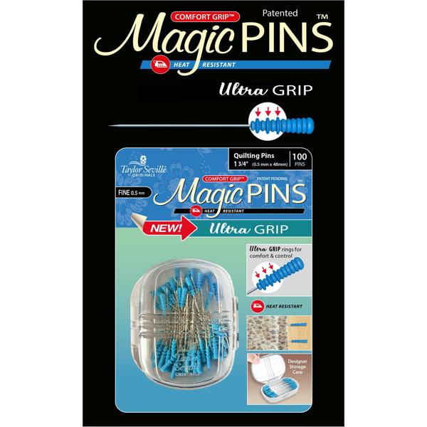 Magic Pins (spelden) Ultra Grip Quilting - Fine (100 stuks)