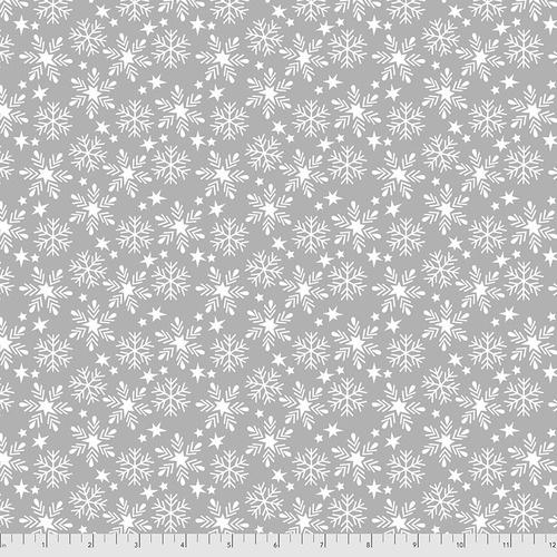 Fa La La Snow Fall - 016XGREY