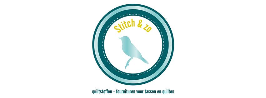 Stitch & zo quiltstoffen en fournituren voor quilten en tassen