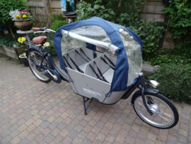 Ombouwset Babboe City 2 wieler