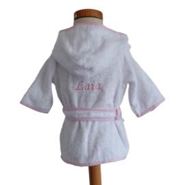 CHIZ-CHIC | Baby badjas met naam