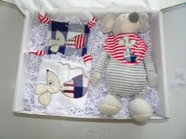 Geboorte giftbox  Muis